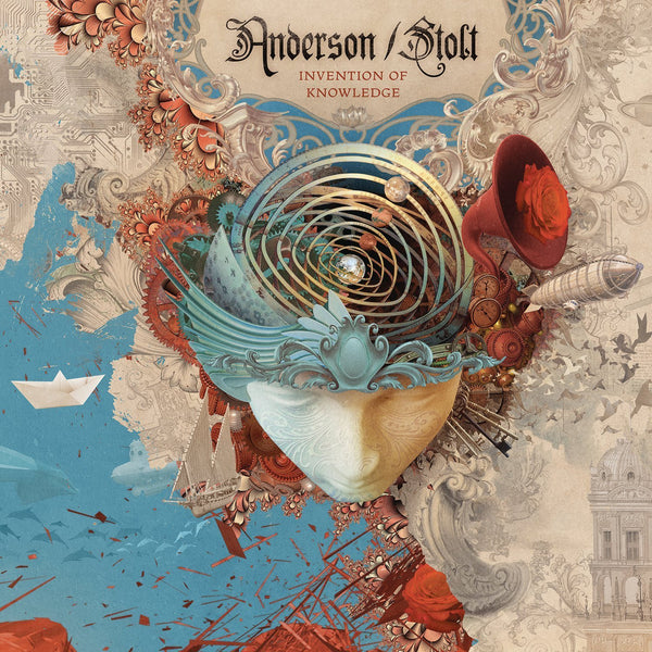 Invention of Knowledge - Anderson Stolt, CD