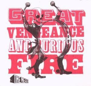 Great Vengeance and Furious Fire - The Heavy, CD