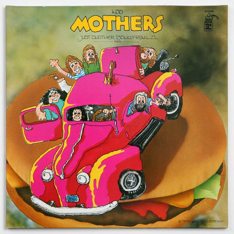 Just Another Band From L.A- Frank Zappa/ The Mothers of Invention, CD
