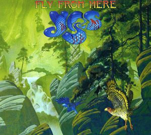 Fly From Here- Yes, CD/DVD