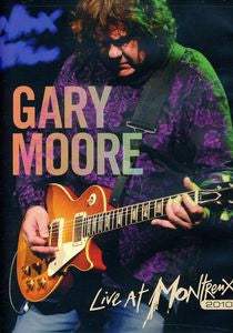 Live At Montremx- Gary Moore, DVD