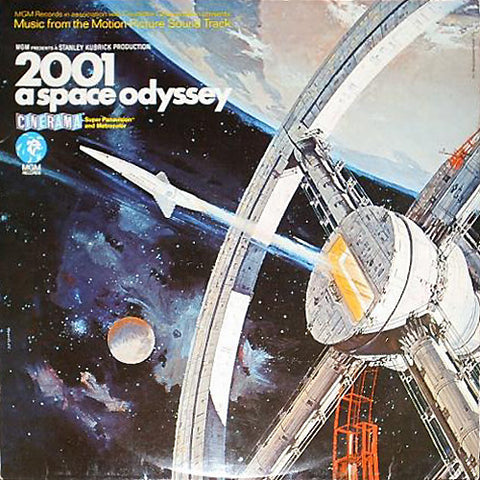 2001: A Space Odyssey (Music From The Motion Picture Sound Track) - Various, LP (Pre-Owned)