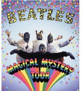Magical Mystery Tour- Beatles, DVD