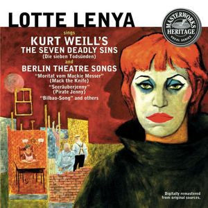 Seven Deadly Sins - Lotte Lenya, CD