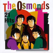 21 Hits - The Osmonds, CD (Pre-Owned)