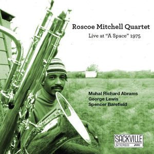 Live at a Space 1975 - Roscoe Mictchell, CD