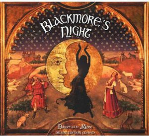 Blackmore's Night- Daner and the Moon, CD/DVD