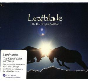 Kiss of Spirit & Flesh - Leafblade, CD
