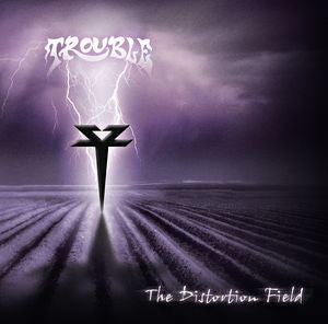The Distortion Field- Trouble, CD