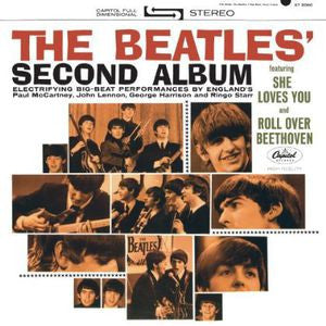 The Beatles Second Album - The Beatles, CD