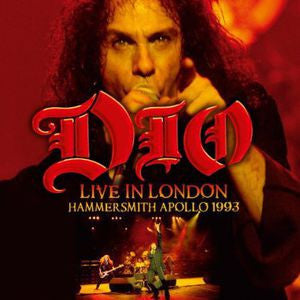 Live in London Hammersmith Apollo 1993 - Dio, CD