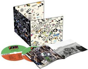 Led Zeppelin III, CD Deluxe