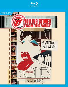 From the Vault: Hampton Coliseum (Live in 1981) - Rolling Stones, Blu-Ray