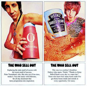 Who Sell Out - The Who, LP 180g