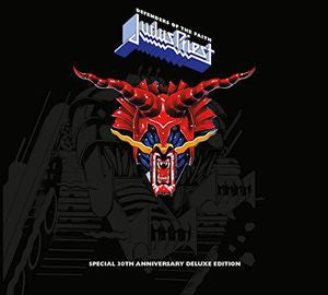 Defenders of the faith- Judas Priest, CD Deluxe
