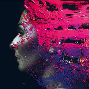 Hands. Cannot. Erase.- Steven Wilson, LP