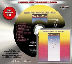 Birds of Fire- Mahavishnu Orchestra, SACD