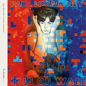 Tug of War - Paul McCartney, LP Deluxe