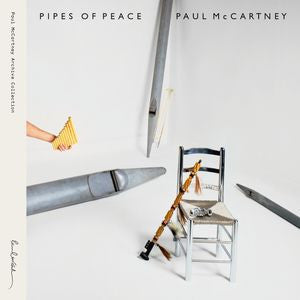 Pipes Of Peaces- Paul McCartney, LP Deluxe