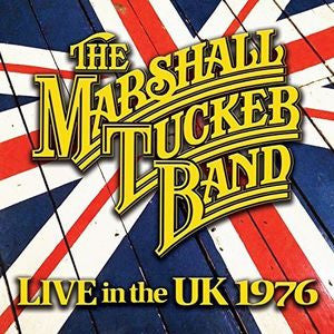 Live in the UK 1976- The Marshall Tucker Band, CD