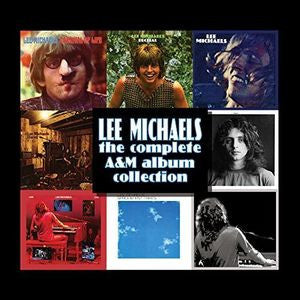 Lee Michaels the Complete A&M Album Collection, CD Deluxe