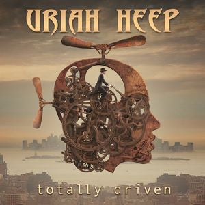 Totally Driven - Uriah Heep, CD