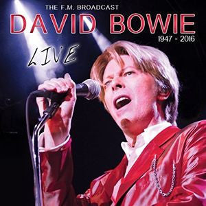 "Live Radio Boradcast Australia 1987 - David Bowie, 7"" Single"