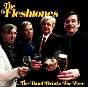 Band Drinks for Free - Fleshtones, LP