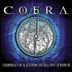 C.O.B.R.A Conspiracy of Blackness & Relative Aftermath, CD