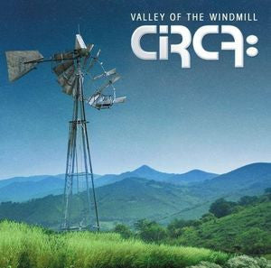 Valley Of The Windmill - Circa, CD