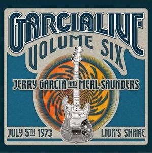 Garcialive Six - Jerry Garcia, CD