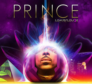 Lotus Flow3r - PRINCE, LP