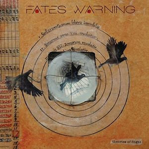 Theories of Flight - Fates Warning, CD