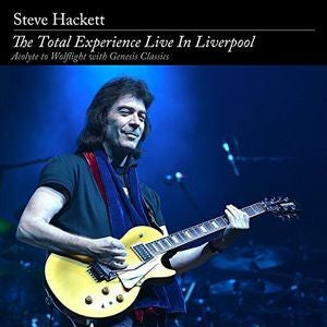 Total Experience Live In Liverpool - Steve Hackett, CD
