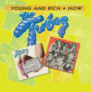 Young and Rich Now - Tubes, CD