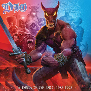 Decade of Dio: 1983-1993 - Dio, CD/Deluxe