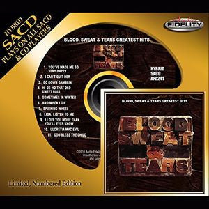 Blood Sweat Tears Greatest Hits, SACD