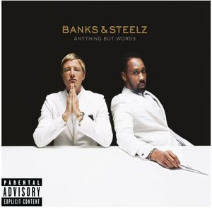 Anything but Words - Banks & Steelz, CD