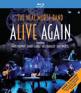 Alive Again - Neal Morse Band, Blu-Ray
