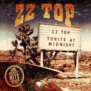 ZZ Top Live - Greatest Hits From Around The World, CD