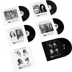 The Complete BBC Sessions - Led Zeppelin, LP