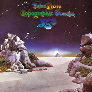 Tales From Topographic Oceans: Expanded Edition - YES, CD/DVD