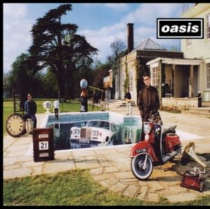Be Here Now - Oasis, CD Deluxe