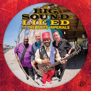 The Big Sound Of Lil' Ed And The Blues Imperials, CD