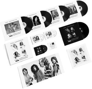 Complete BBC Sessions - Led Zeppelin, CD w/LP