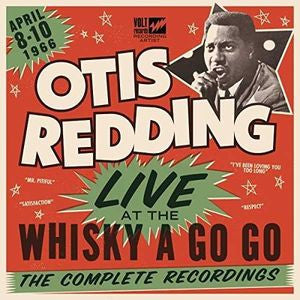 Live At The Whiskey A Go Go: The Complete Recordings - Otis Redding, CD
