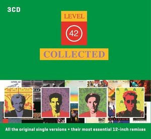Collected - Level 42, CD