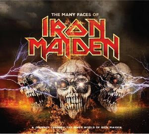 Many Faces Of Iron Maiden - Various, CD