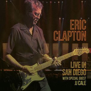 Live In San Diego - CLAPTON,ERIC, CD