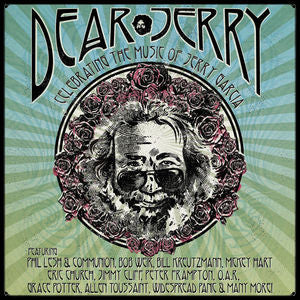 Dear Jerry Celebrating the Music of Jerry Garcia, Blu-Ray